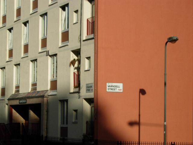 Hawkshead Block, Regent's Park Estate