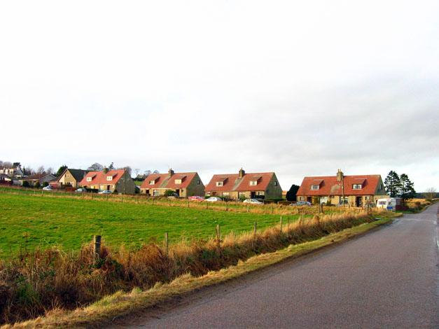 Houses at Mid Anguston