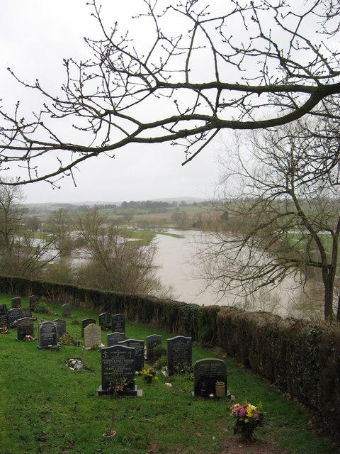Sellack cemetery