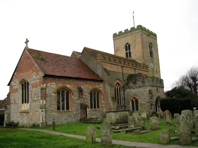 Church of St Peter & St Paul - West Mersea