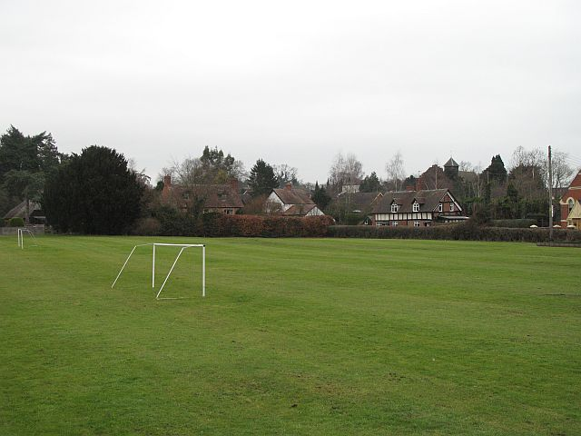 The Sports Field
