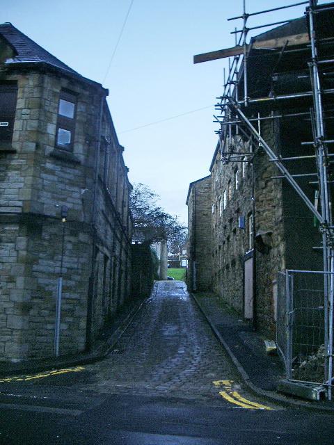 Factory Lane, Padiham