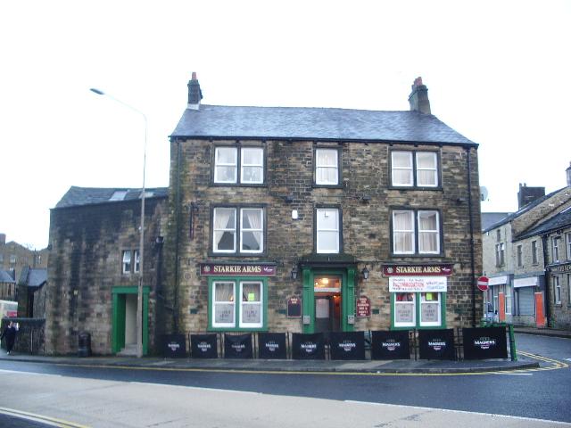 Starkie Arms, Church Street, Padiham
