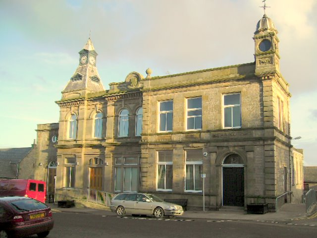 Lossiemouth Library