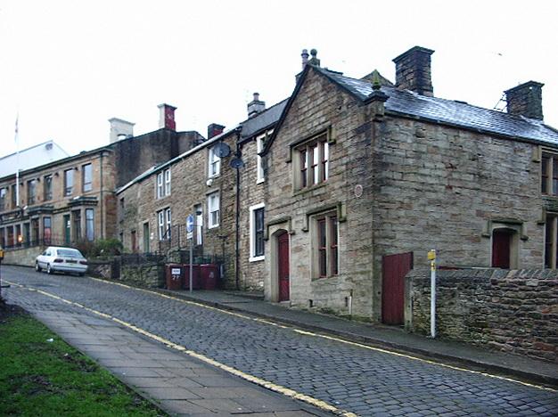 Mill Street, Padiham