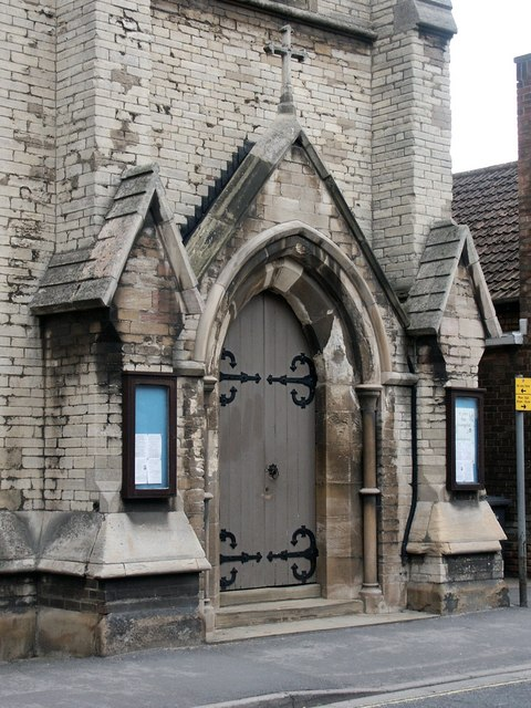 The Church of St John the Evangelist, Brigg