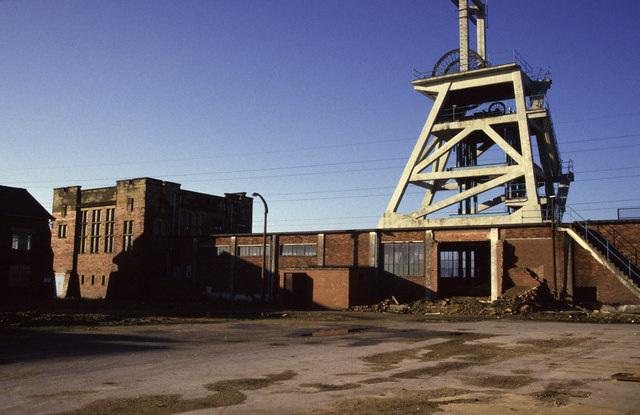 Ledston Luck Colliery