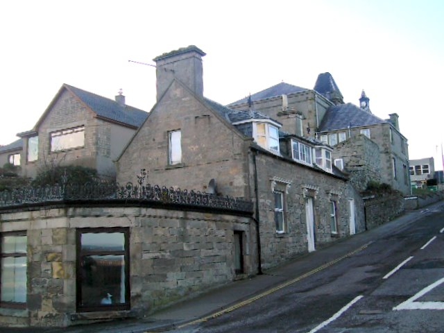 Hill Street, Lossiemouth