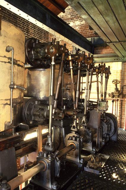 Steam engine, Brayton Barff
