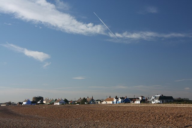 The village of Shingle Street