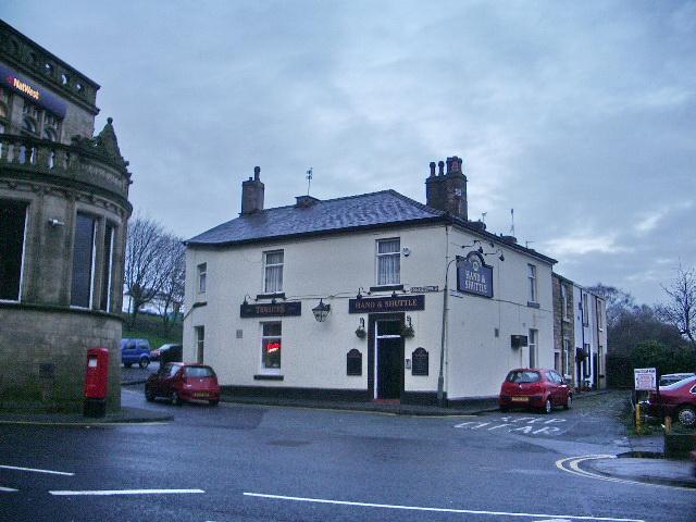 Hand & Shuttle, Eccleshill Street, Padiham