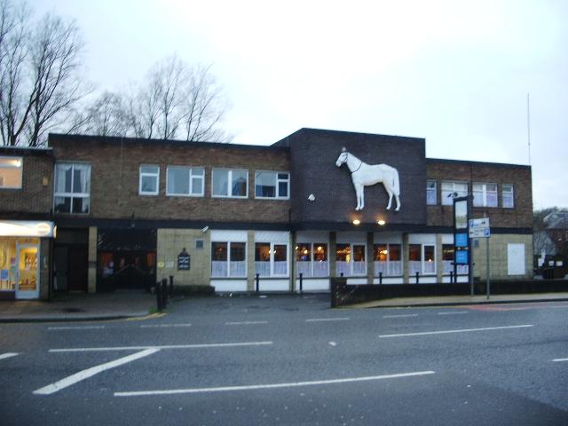 The White Horse, Burnley Road, Padiham