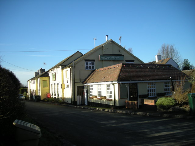 'Seven Stars' public house.