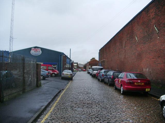 Murray Street, Preston