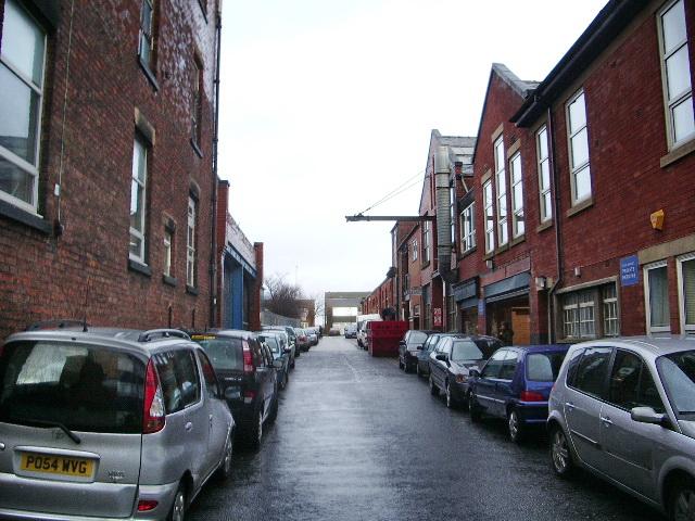 Hawkins Street, Preston