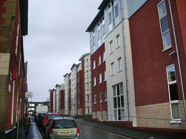 Gordon Street, Preston