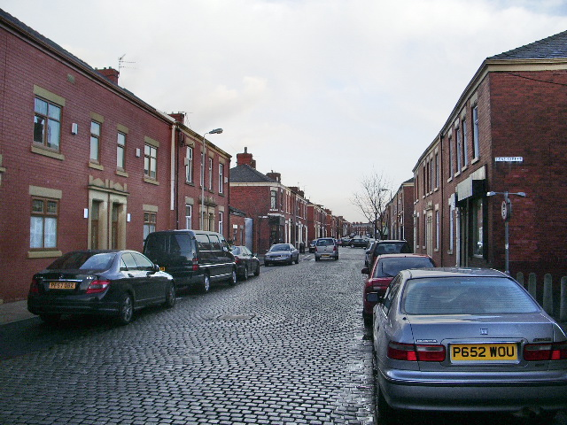 Holmrook  Road, Preston