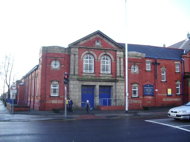 Guttridge Methodist Church, Deepdale Road, Preston