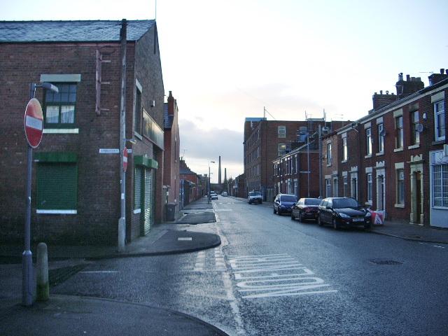 Maitland Street, Preston