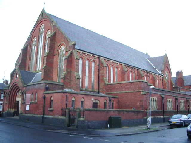 St Joseph's Roman Catholic Church, Preston