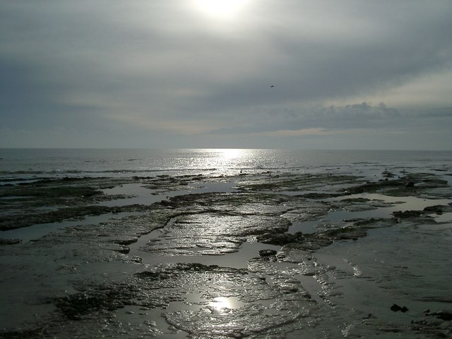 The Beach off Holywell