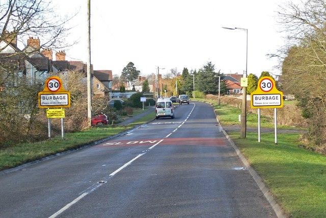 Lutterworth Road, Burbage