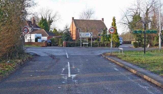 Aston Flamville Road