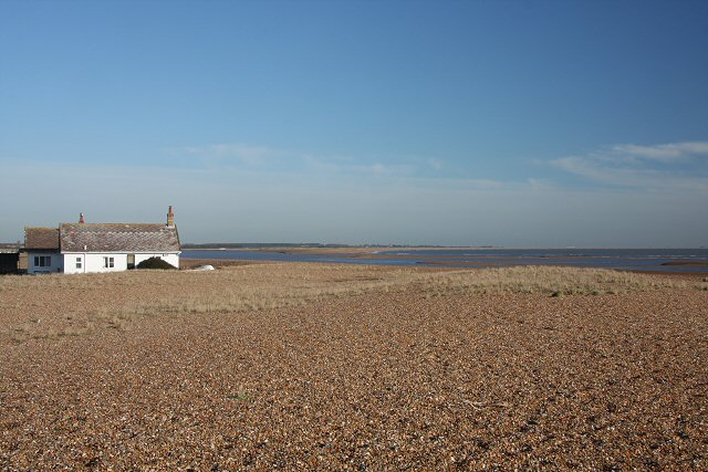 The Beacon, Shingle Street