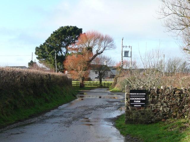 Cockington Farm, Abbotsham