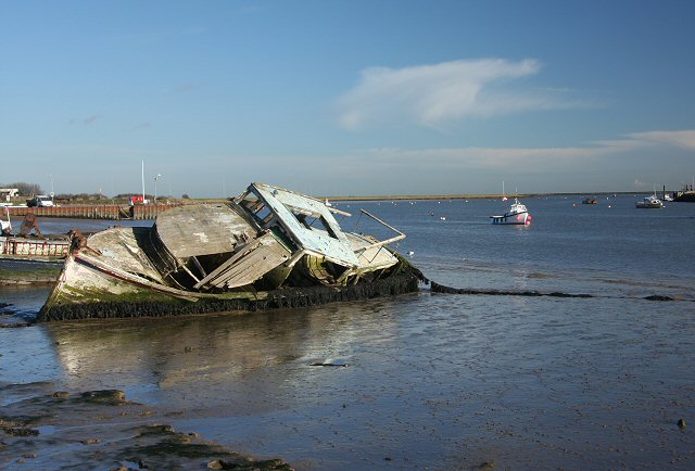 Orford wreck