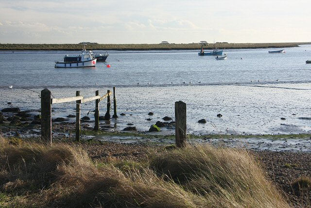 Orford foreshore
