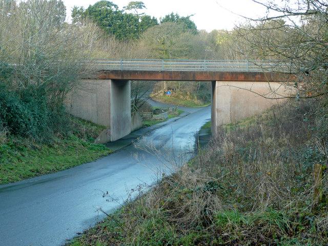 Road bridge at Silford