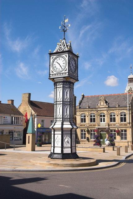 Downham Market Clocktower