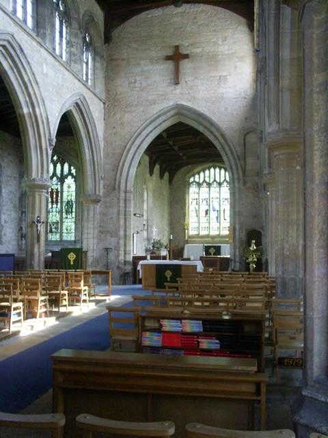 St John the Baptist Church, East Markham