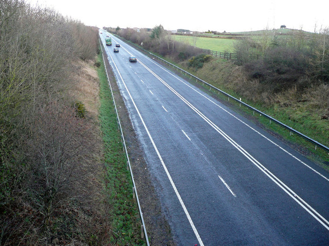 A39 trunk road