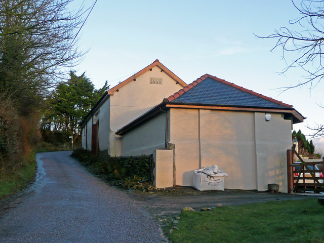 Bickleton Barn