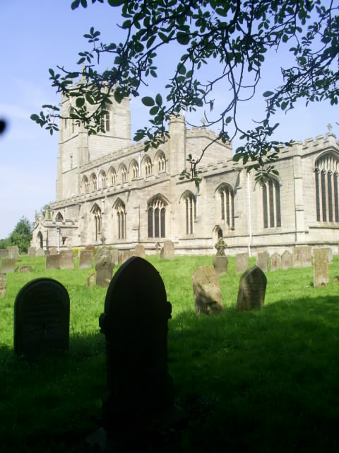 St John the Baptist Church & Churchyard, East Markham