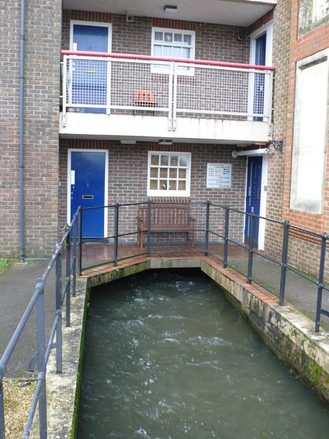 Apartments with running water, Fordington, Dorchester