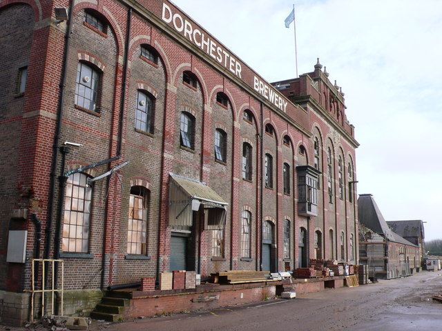 Eldridge Pope brewery, Dorchester