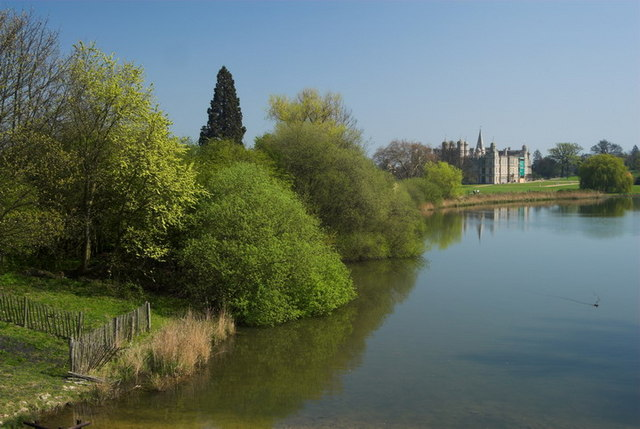 Burghley House Grounds