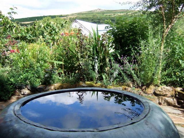 Dyffryn Fernant, reflections in a whisky still