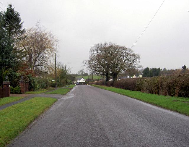 Mill Lane Wolvey Heath