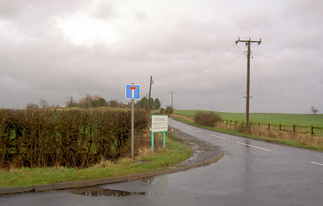 Entrance to Nettle Hill training and conference centre