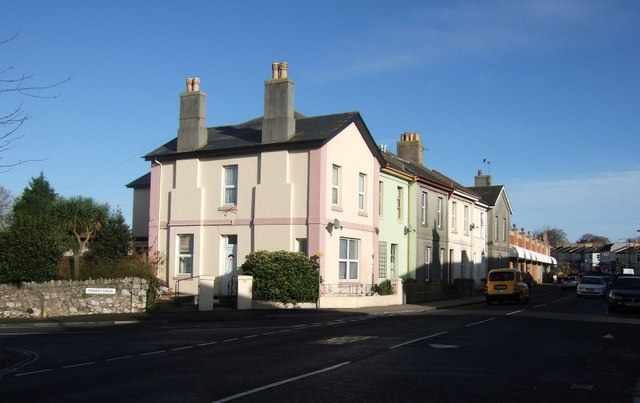 St Marychurch Road, Plainmoor