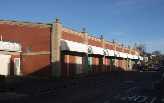 Supermarket, Plainmoor