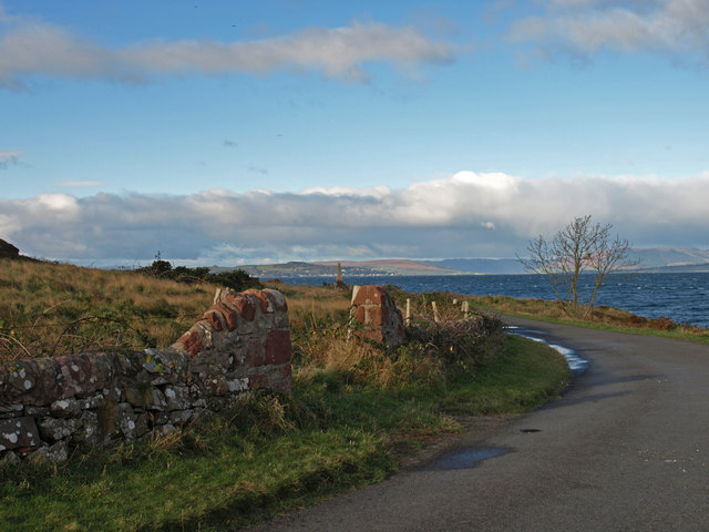 Tomont End, Great Cumbrae Island.