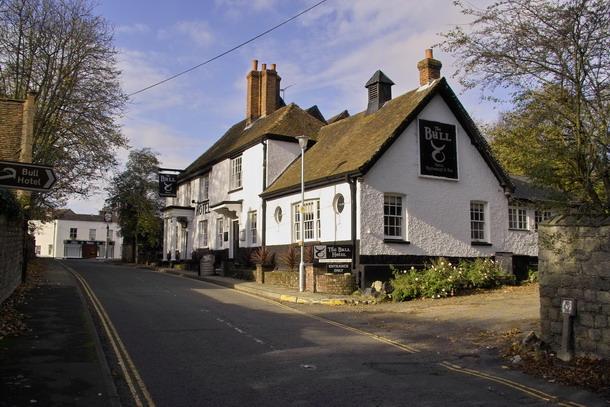 The Bull Hotel on Bull Lane
