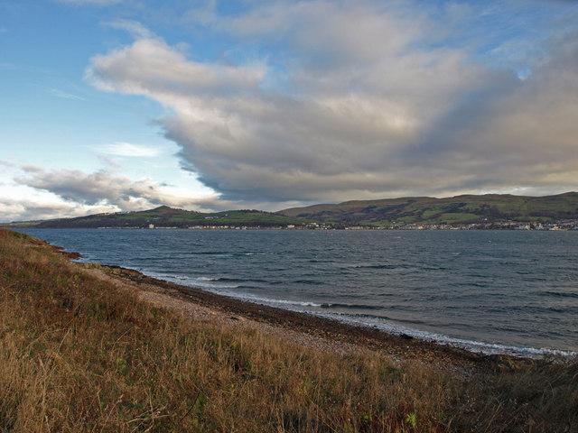Holm Bay, Great Cumbrae Island.