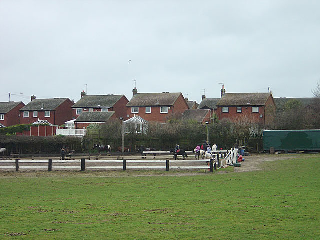 Broad Valley Drive estate and Broad Valley Farm