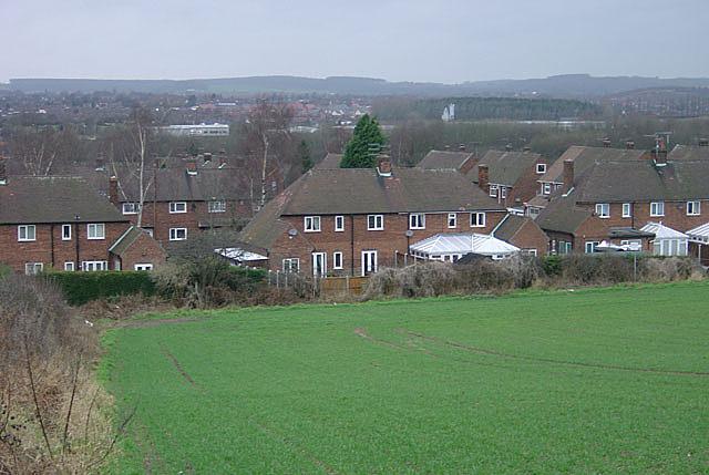 Bestwood Village, The Spinney
